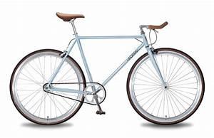 Single Speed Bikes : azure light blue single speed bike fixed gear bicycles ~ Jslefanu.com Haus und Dekorationen