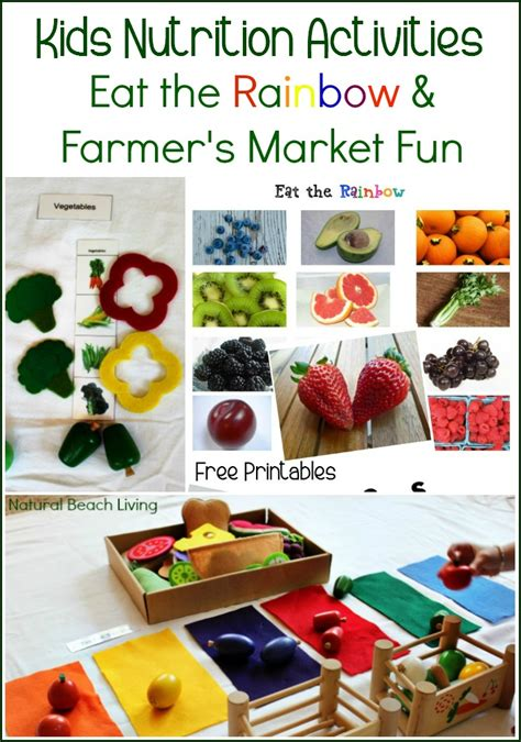 nutrition activities farmer s market healthy ideas 217 | nutrition pin