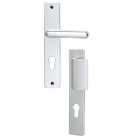 poign 233 e de porte pali 232 re golf finition argent vachette bricozor