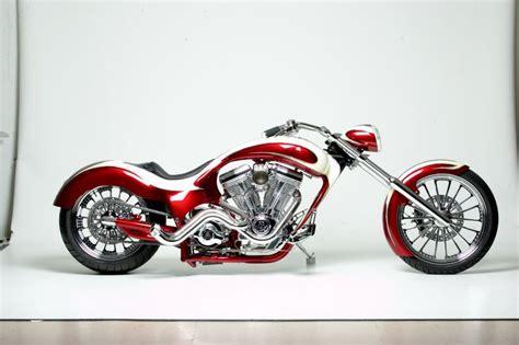 Covington's Drag Custom Motorcycle