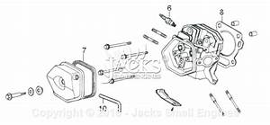 Generac 389cc Parts Diagram For Cylinder Head