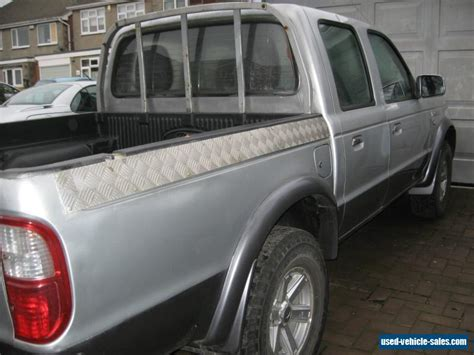 ford ranger 4 door 2005 ford ranger xlt 4x4 td for in the united kingdom