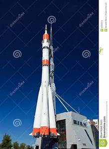 Russian Space Transport Rocket. Stock Images - Image: 22433314