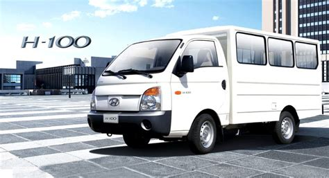 Hyundai H100 Backgrounds by 2015 Hyundai H100 Shuttle With Dual Aircon Philippines