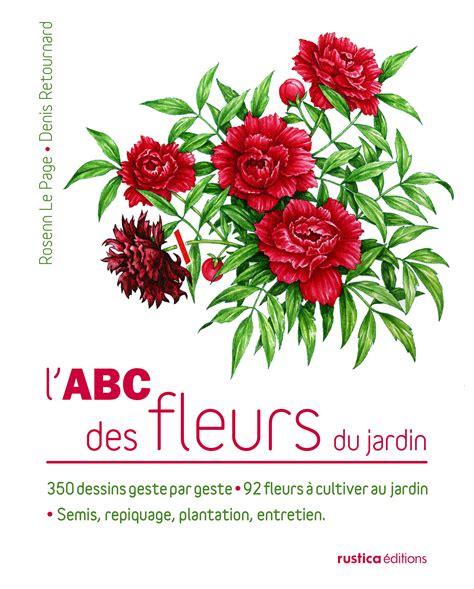 livre larousse cuisine livre l 39 abc des fleurs du jardin collection retournard