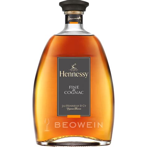 hennessy de cognac 0 7 l buy at beowein mail order