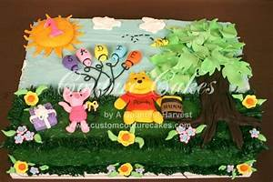 221 best images about it39s winnie the pooh day happy With winnie the pooh cake template