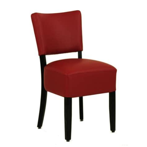 chaise et table de restaurant chaise restaurant rembourrée couleur czh 306 r one