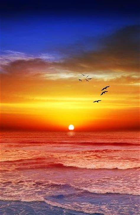 List Of Pictures Sunset Beach Melbourne Victoria Australia
