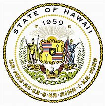 Image result for state of hawaii seale
