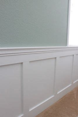 Modern Wainscoting Panels by Easy Step By Step For Modern Diy