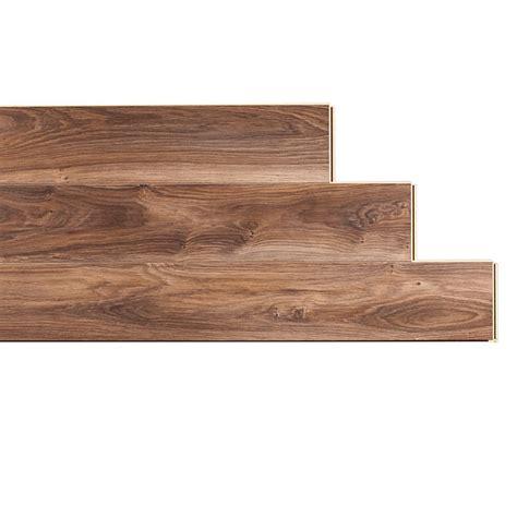Laminate Floor Spacers Rona by Laminate Flooring 10mm Megaloc Black Brown Rona