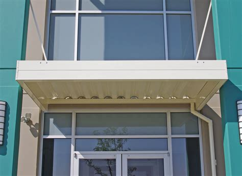 imperial marquee awning wide shaped panels