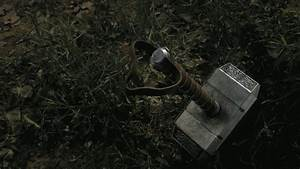 Mjolnir The Hammer Of Thor Wallpaper
