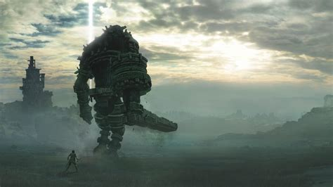 wallpaper shadow   colossus playstation
