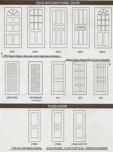 home depot interior door solid wooden panel door flush door