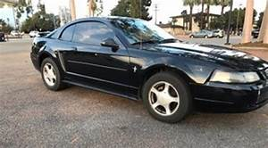 Ford Mustang '02 By Owner Ontario, CA 91762 Under $3000 Black - Autopten.com