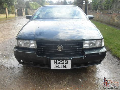 Cadillac Seville Sts Northstar Green Lhd