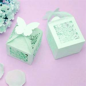 wholesale cheap wedding door gift boxlaser cut wedding With cheap wedding favor boxes