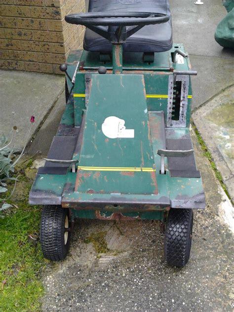Kingcat Rideon Mowers  Outdoorking Repair Forum