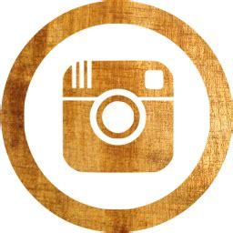 light wood instagram  icon  light wood social icons