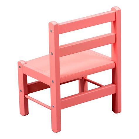 chaise enfant laqu 233 bouton de combelle design enfant