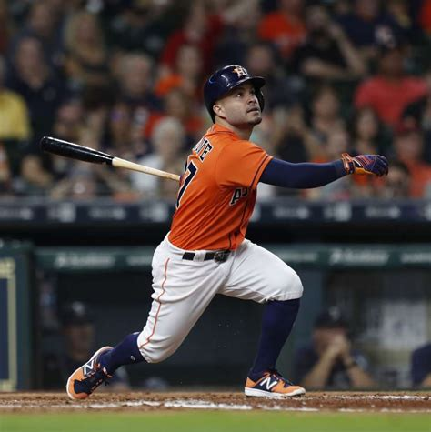 astros jose altuve  routine day  sunday houston