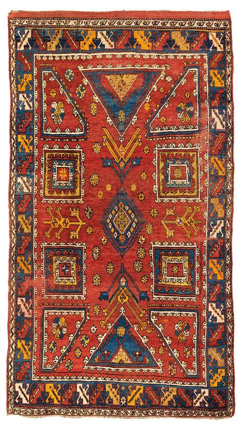 aste tappeti tappeto anatolico bergama chanakale xix secolo tappeti