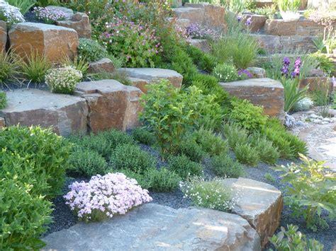 garten bepflanzen ideen 11 tolle ideen f 252 r naturstein im garten