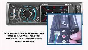 Mini Amplificador Mit-75 N