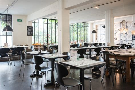cuisine concept 2000 hip la cantine de merci lunch in