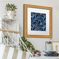 trending photo frame wall decals Master the Look: Our Top Wall Decor Trends for 2018 - Roominate