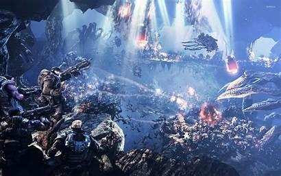 Gears War Battle Ultimate Games Wallpapers