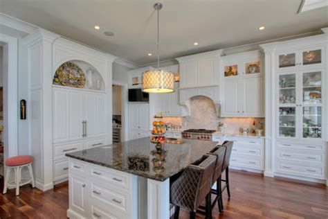 Wood Dover White Cabinets by Is The Wood Floor A Type Of Acacia Kitchen Is Beautiful