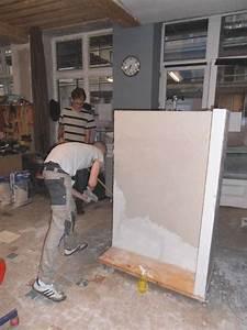 Enduit à La Chaux Sur Placo : chantier r alis chaux sur placo avec les compagnons ~ Premium-room.com Idées de Décoration