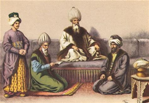 What Did The Viziers Of The Ottoman Divan Do by The Of The Seyhulislam Among The Ottomans
