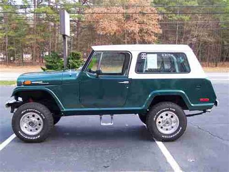 1970 jeep commando purchase used 1970 jeepster commando in vincentown new