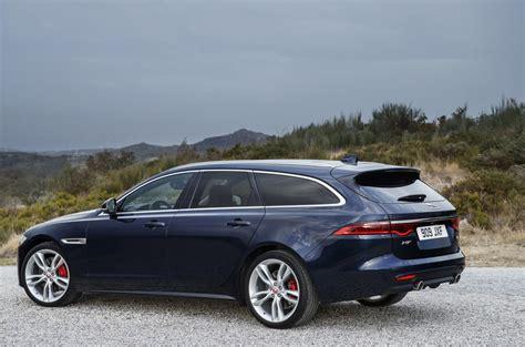jaguar xf sportbrake tdv  review autocar