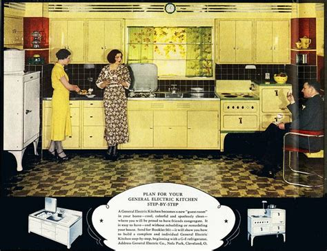 cabinet pictures kitchen 17 best images about yellow retro kitchens on 1932