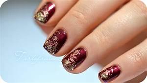 Ongle En Gel Court : nail art sur ongles courts au vernis partie 1 tartofraises ~ Melissatoandfro.com Idées de Décoration