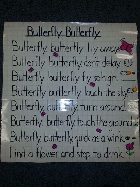 caterpillar song preschool preschool butterfly song lessons 395
