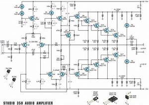 Help With Diy Amplifier