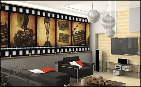 Select from our huge collection of wall decor, clocks, posters, candles home decor is such a powerful thing that it can completely turn around the look of your home. Decorating theme bedrooms - Maries Manor: movie room