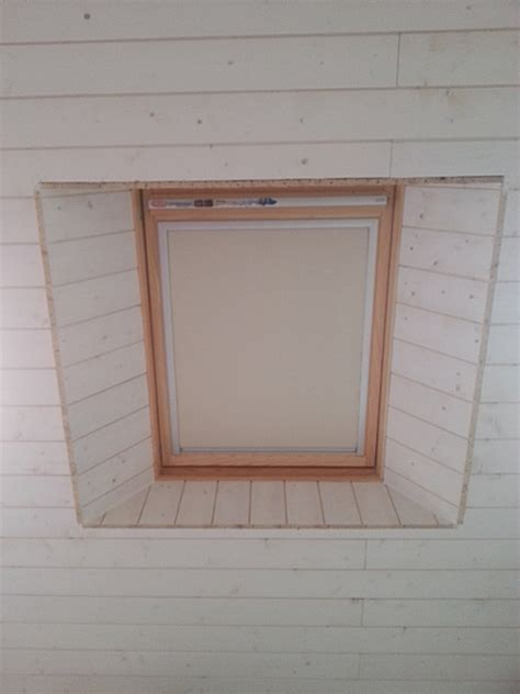 encadrement d une fen 234 tre de toit ne commettez pas cette erreur reussir ses travaux