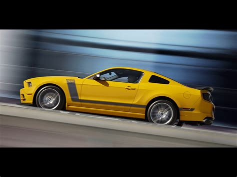 Ford Mustang Boss 302 2018