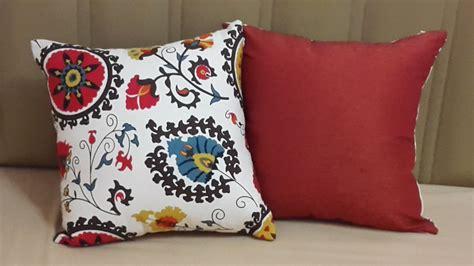 Sarung Sofa Elastis Motif Bunga jual sarung bantal sofa motif bunga bali ikea sarung
