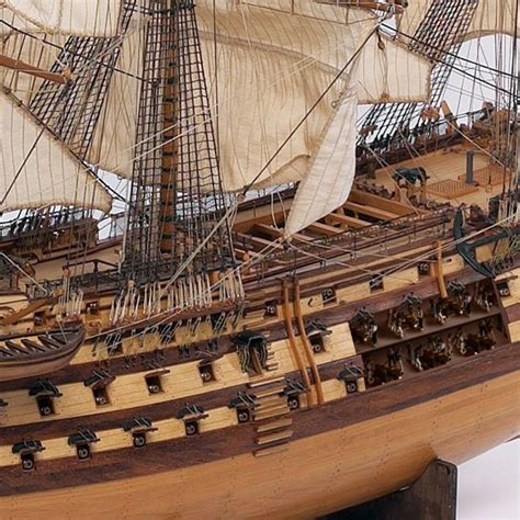 Boat Supplies Nelson by Hms Victory 1 84 Model Ship Kit Modelspace