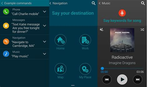 android car mode inside car mode on the samsung galaxy s5 android central