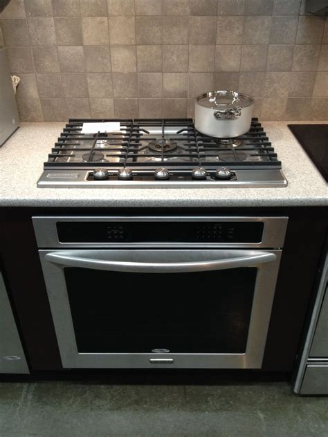 kitchenaid cook top  wall oven wall oven kitchen beachy kitchens wall oven