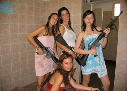 Nerd Hottie In The Toilet Joins Soldiers For Party #Wtf #Girls #Photographed #At #Just #The #Right #Moment